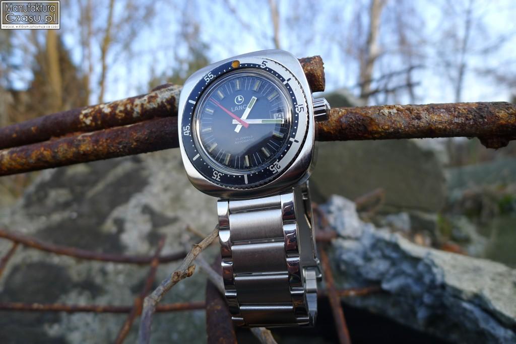 Lanco Nurek Automatic 21 Jewels