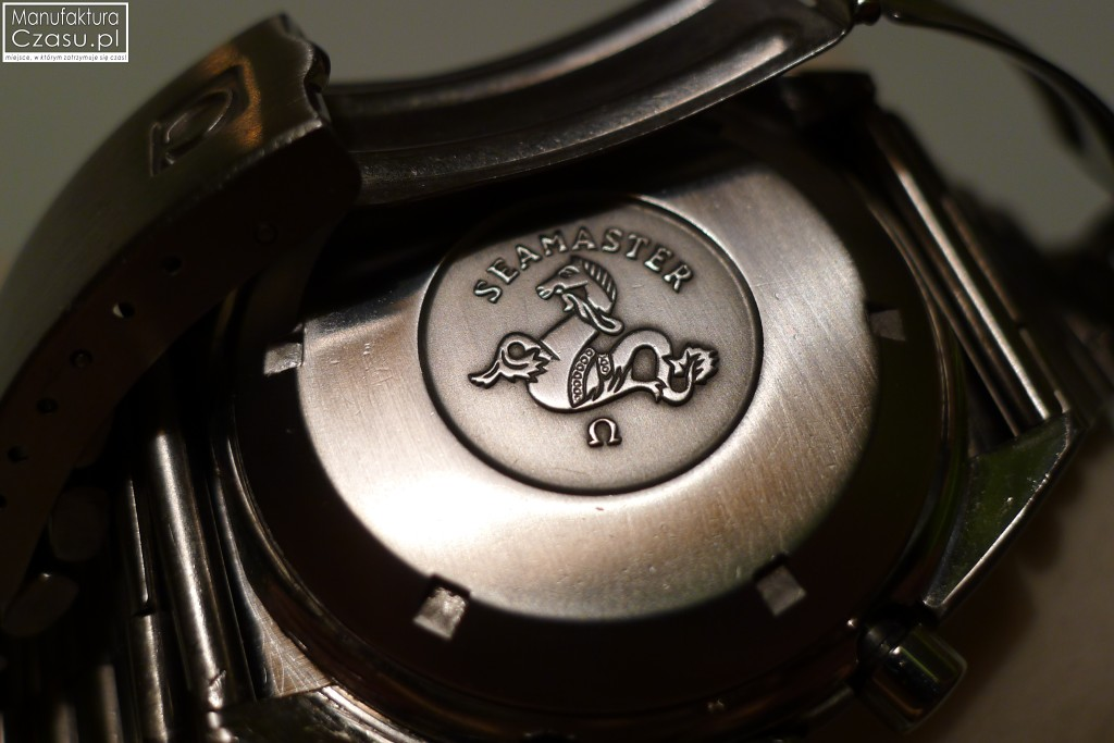 OMEGA Speedmaster Mark 4.5 - dekiel