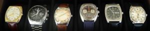 Stare czasomierze – zegarki Vintage