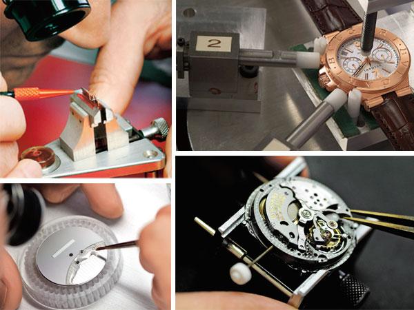 Manufaktura - konstrukcja zegarka