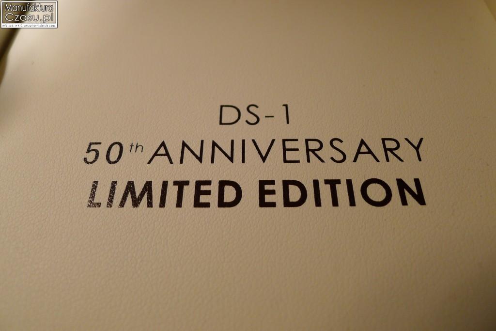 Przykład limitowanej edycji Certiny DS-1 z 2009 roku