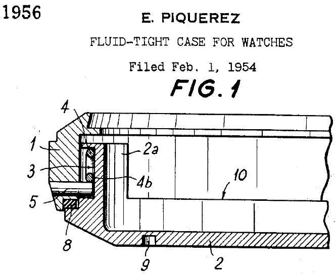 Budowa koperty typu Super Compressor