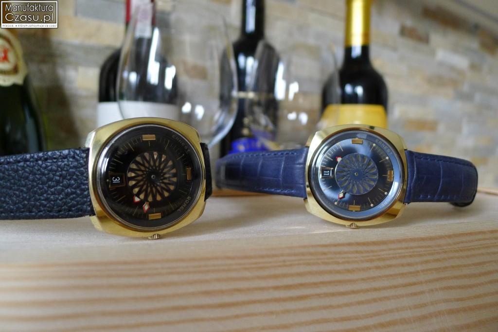 Ernest Borel Cocktail Watch x 2