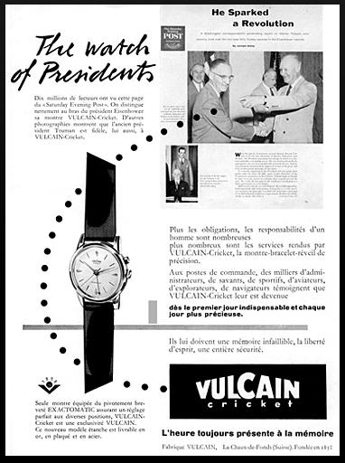 Zegarki Prezydenta USA 2