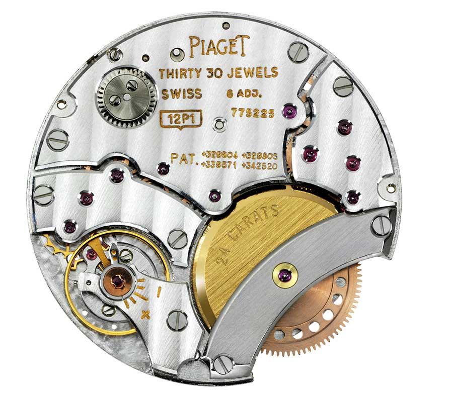 Najcienszy Piaget 1200P (2)