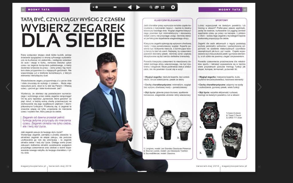 Magazyn SuperTata zegarki 1
