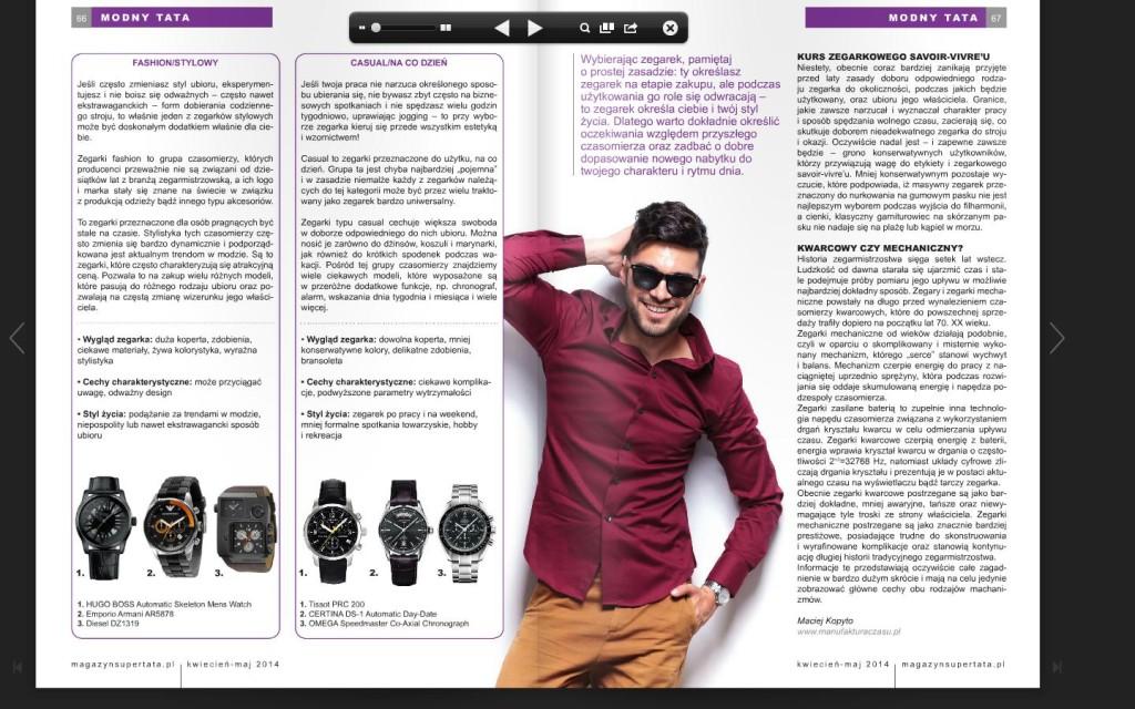 Magazyn SuperTata zegarki 2