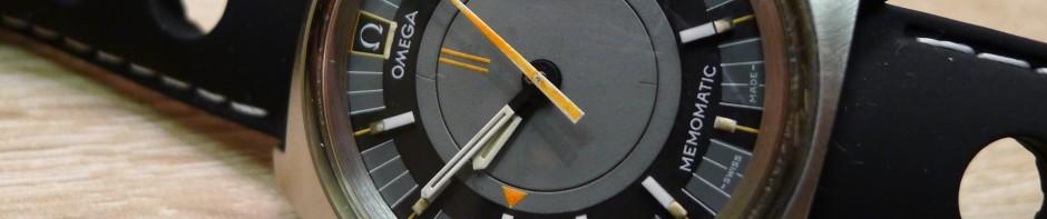 OMEGA MEMOMATIC – automatyczny czasomierz z alarmem