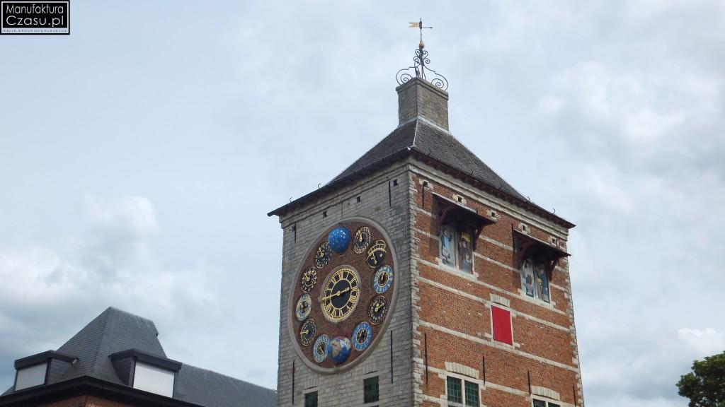 Zegar w Lier 5