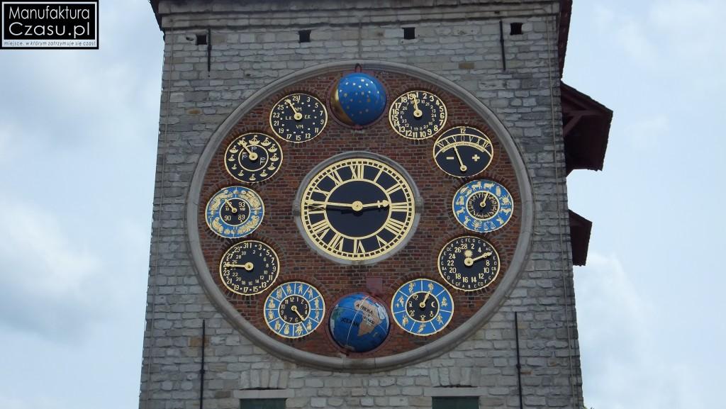 Zegar w Lier 8