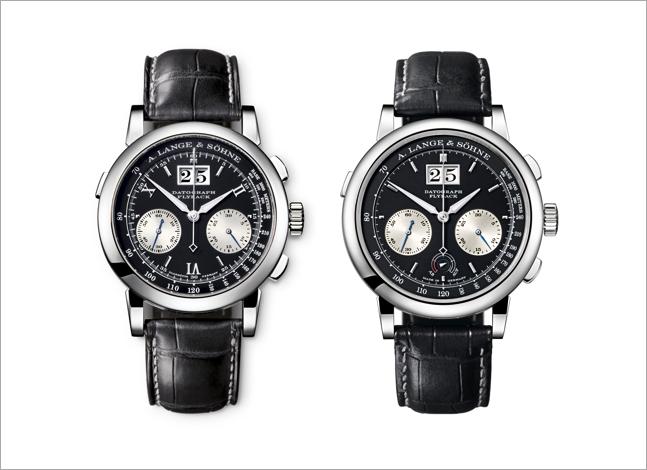 Luksusowe chronografy flyback produkcji A.Lange & Sohne