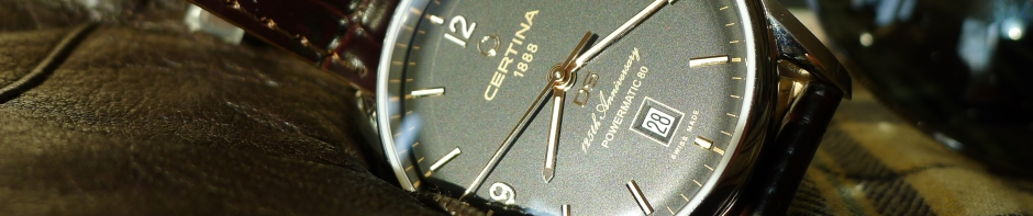 CERTINA DS Powermatic 80 125th Anniversary – galeria