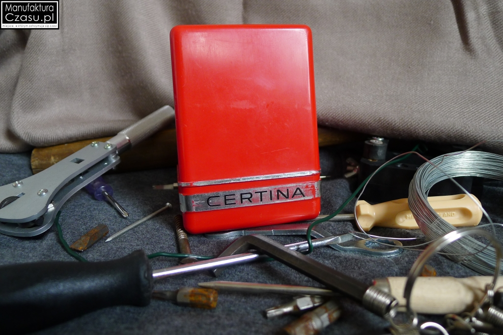 Certina DS-2 Automatic Day-Date PL 1