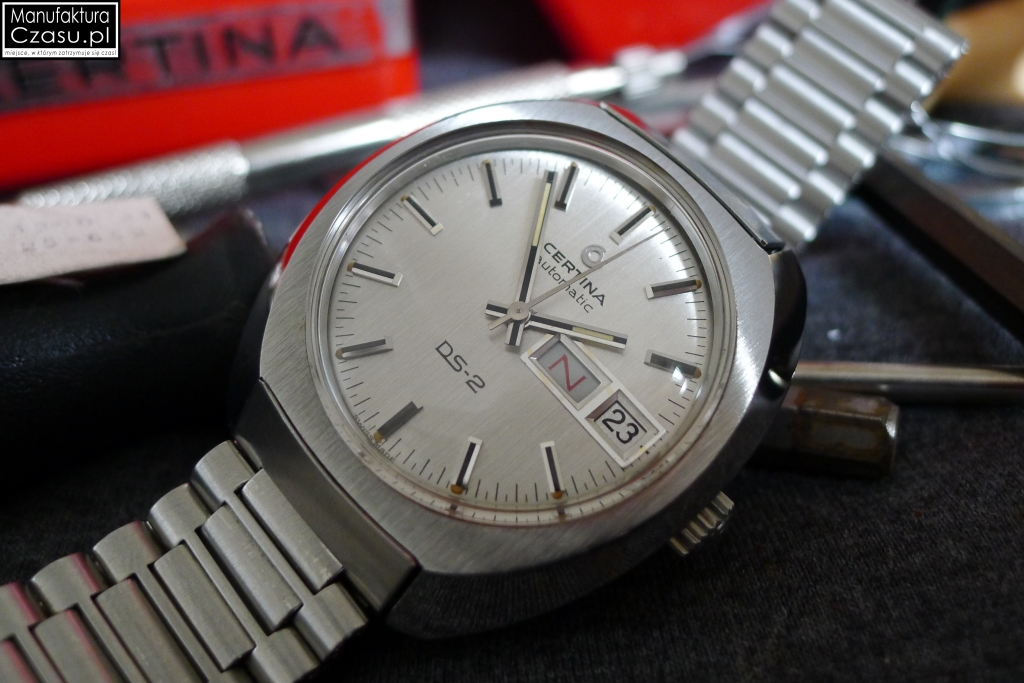 Certina DS-2 Automatic Day-Date PL 25