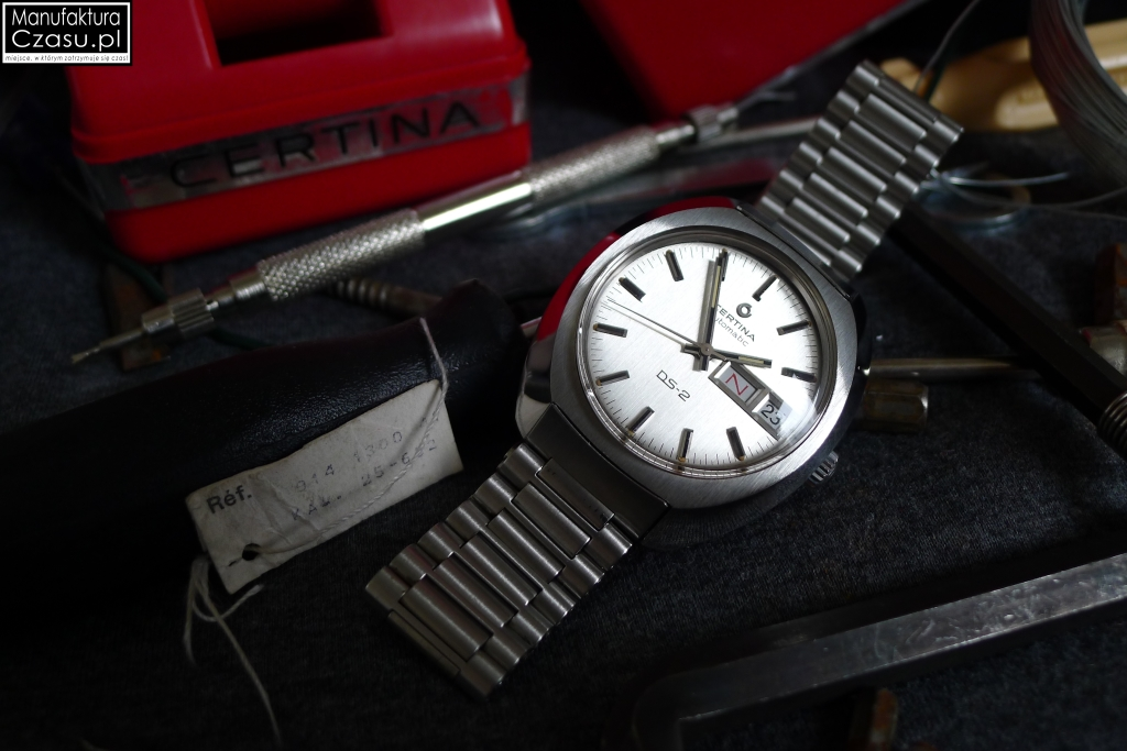 Certina DS-2 Automatic Day-Date PL 27