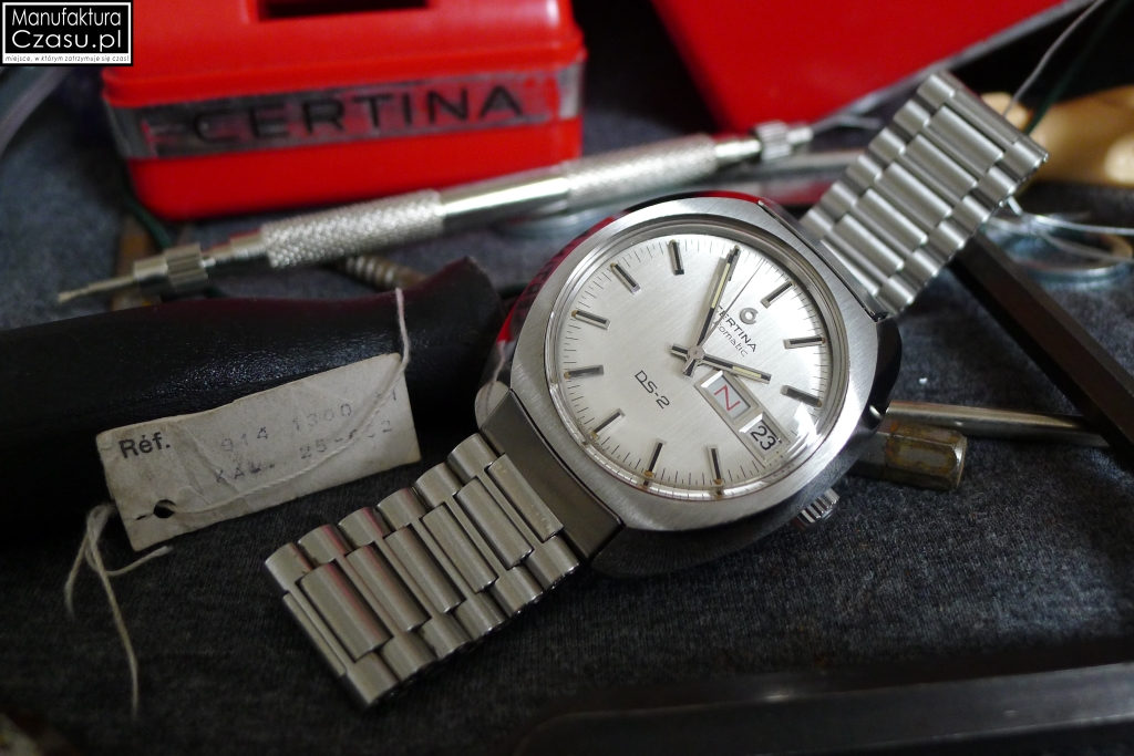 Certina DS-2 Automatic Day-Date PL 28