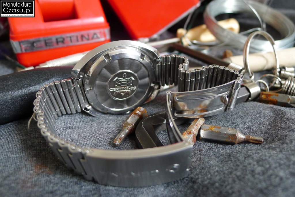 Certina DS-2 Automatic Day-Date PL 32