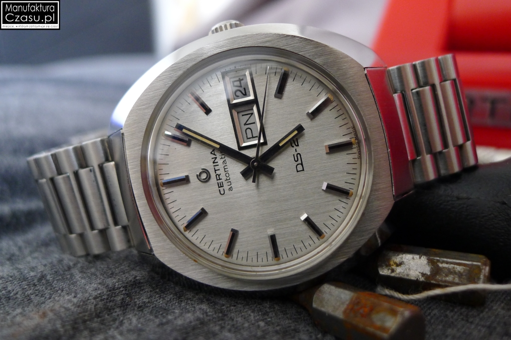 Certina DS-2 Automatic Day-Date PL 33