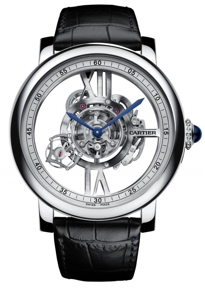 Cartier Astrotourbillon 1