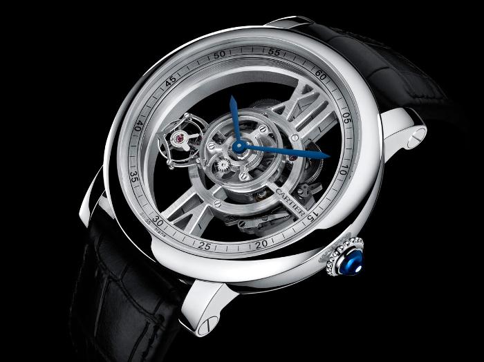 Cartier Astrotourbillon 3