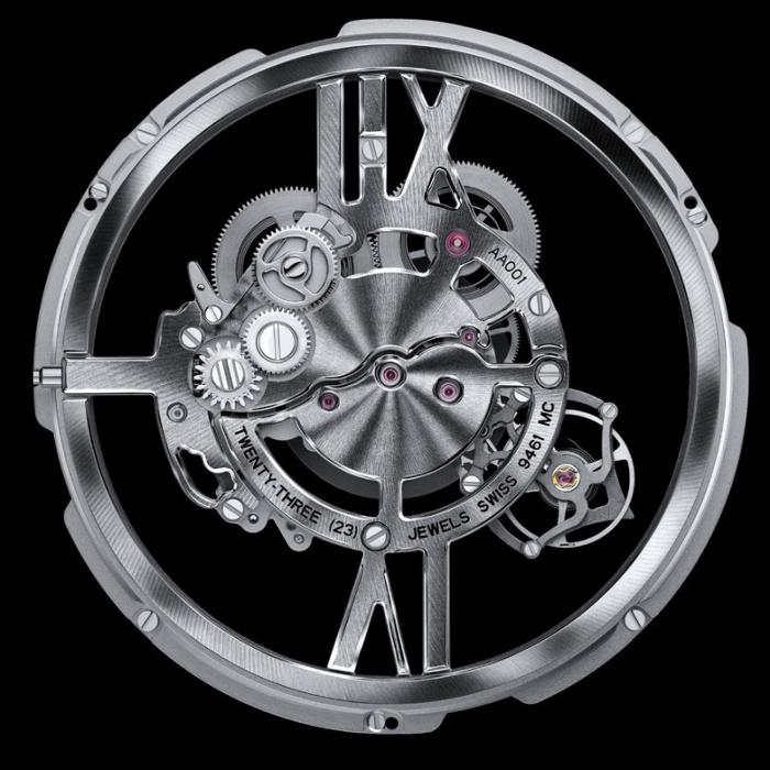 Cartier Astrotourbillon 5