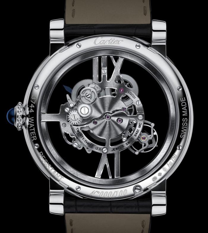 Cartier Astrotourbillon 6