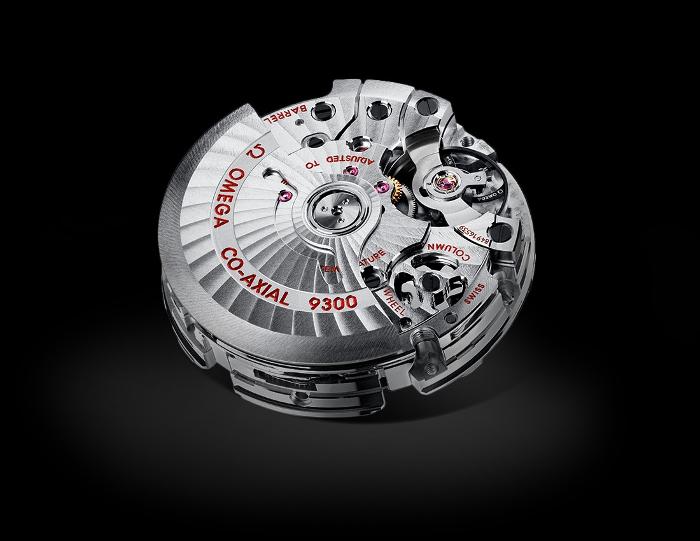 Omega Speedmaster Grey Side 4