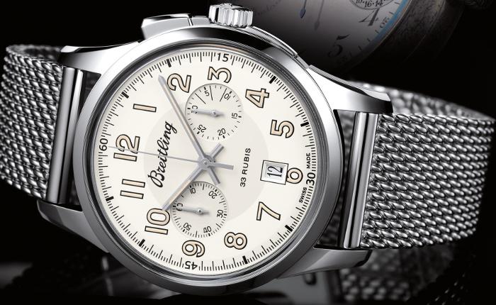 Breitling Transocean Chronograph 4