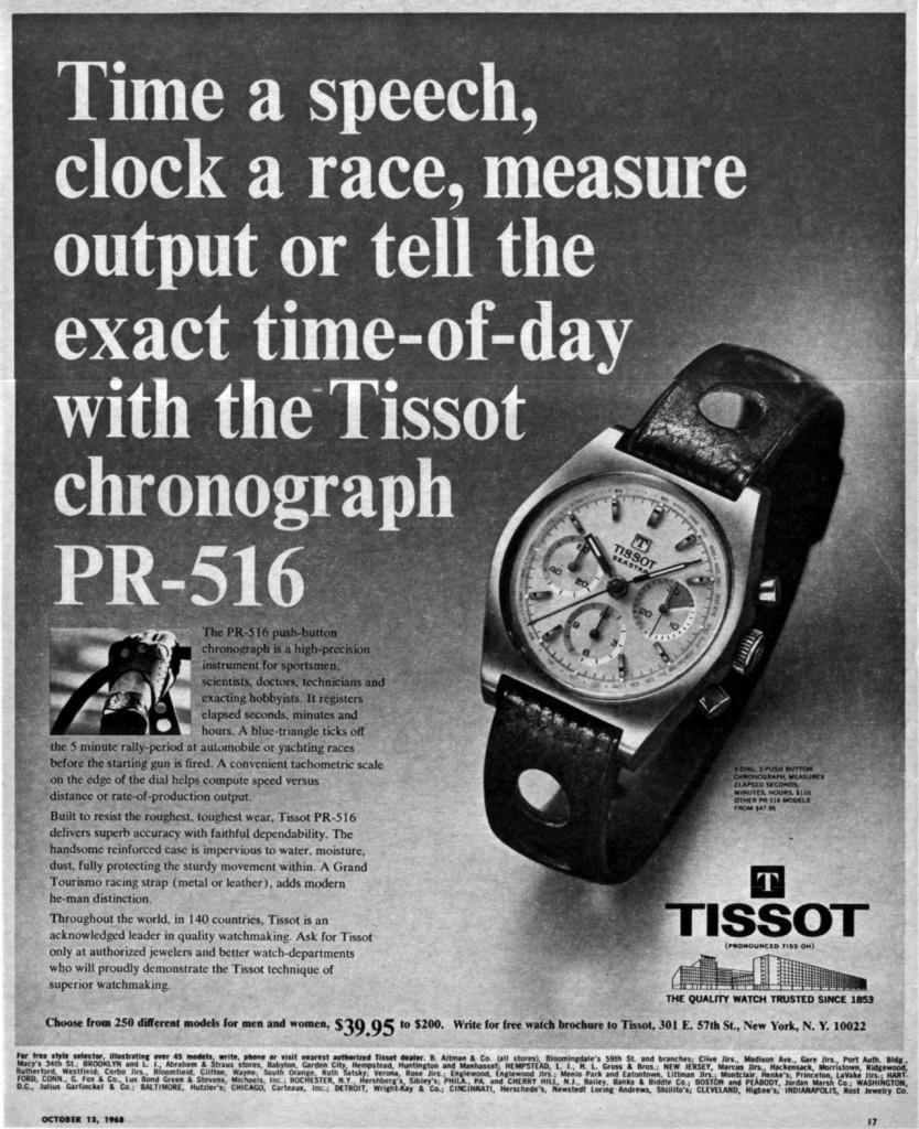 Tissot PR 516 (5)