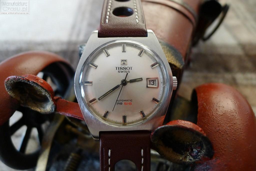 Tissot PR 516 Automatic 4