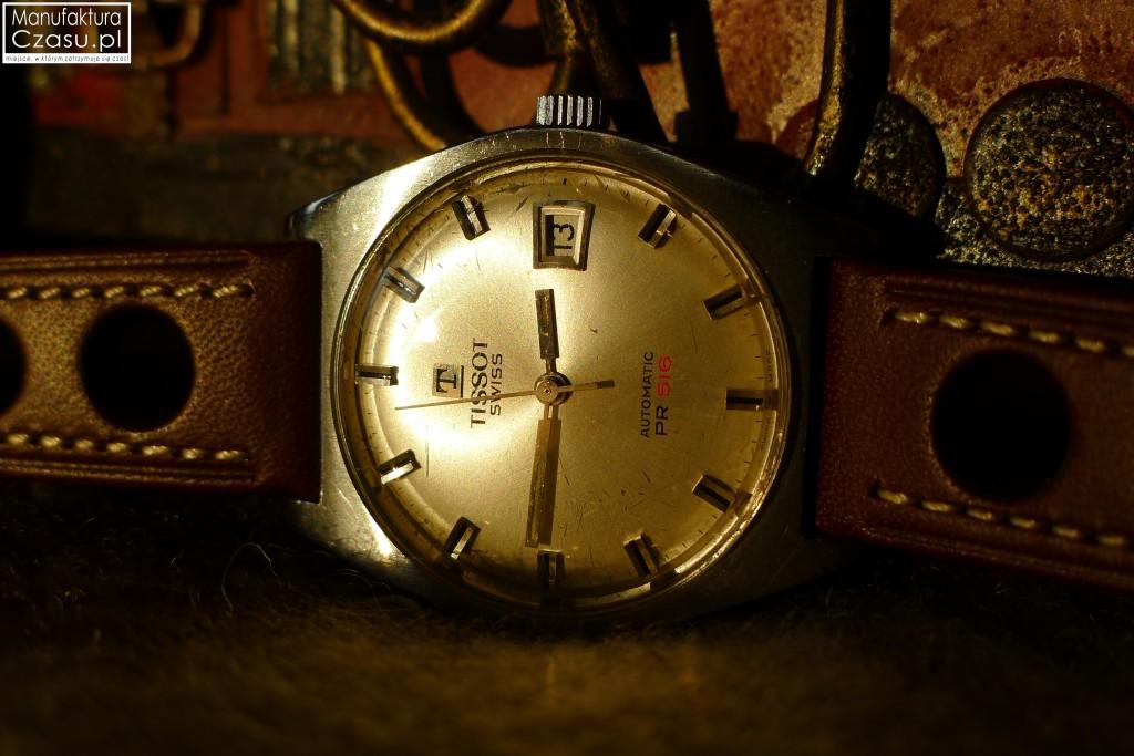 Tissot PR 516 Automatic 8