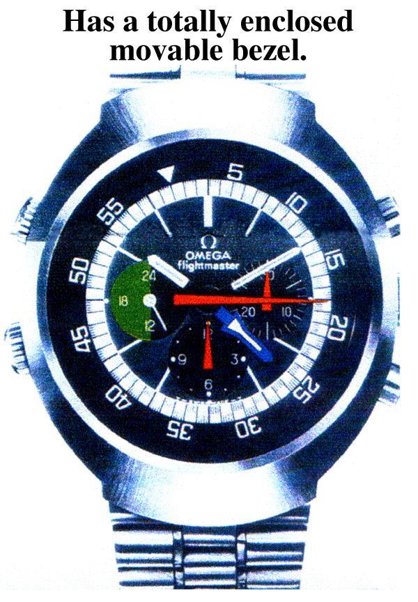 Omega Flightmaster 16