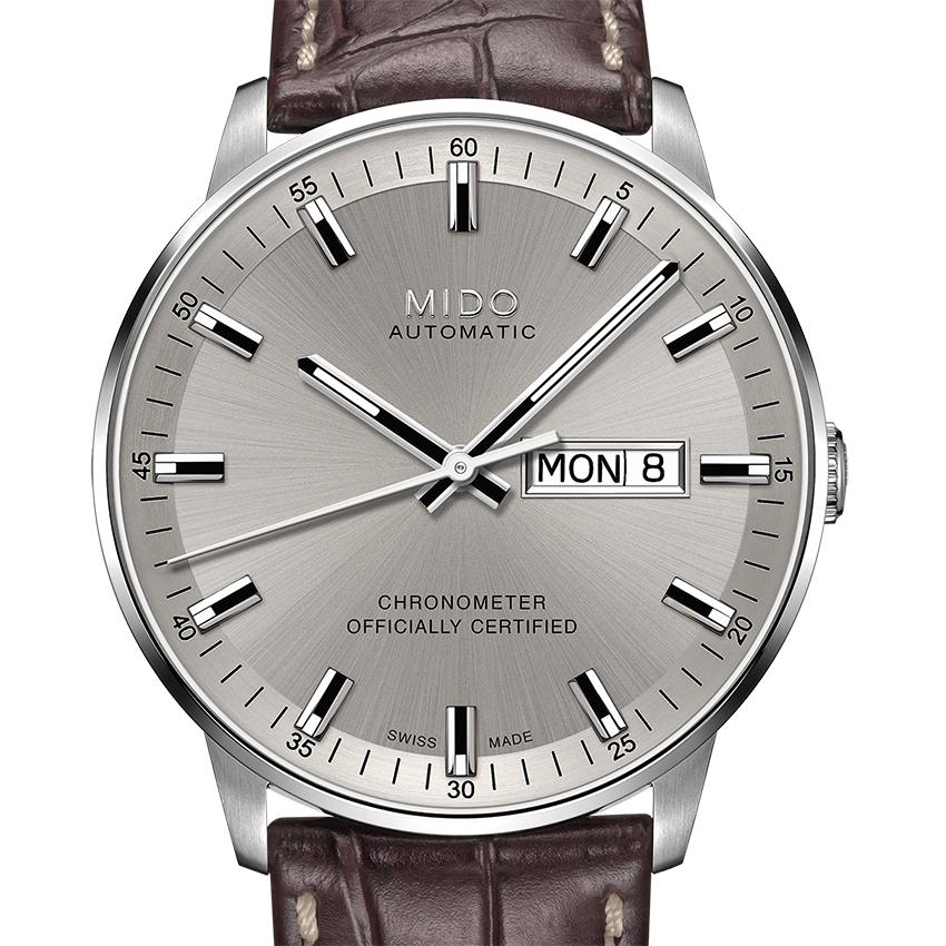 Mido Commander Caliber 80 Chronometer 3