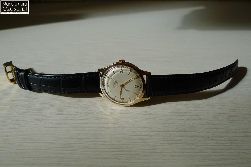 Renowacja zegarka - DOXA po 10