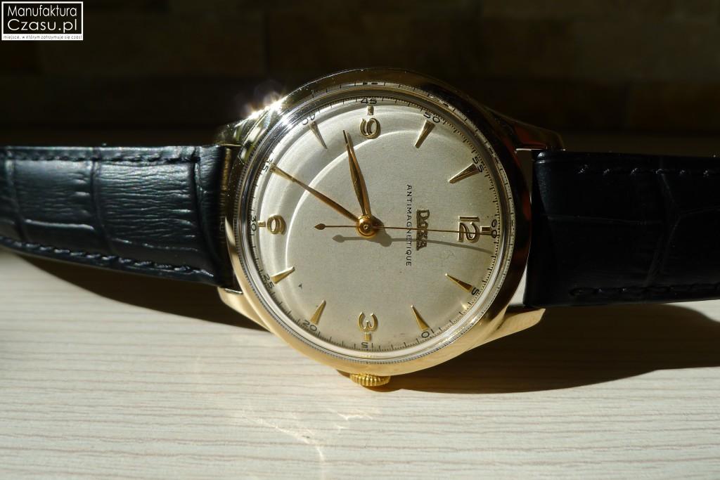 Renowacja zegarka - DOXA po 4