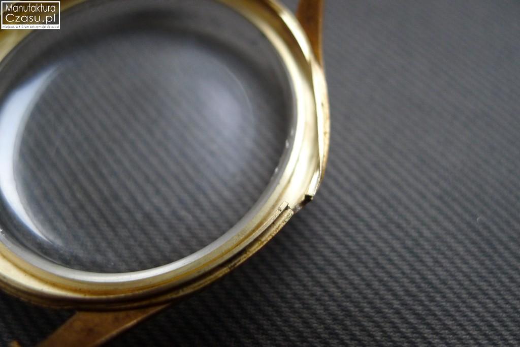 Renowacja zegarka - DOXA przed 13