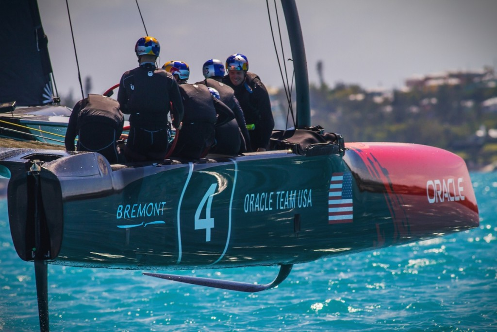 Bremont - America Cup 3