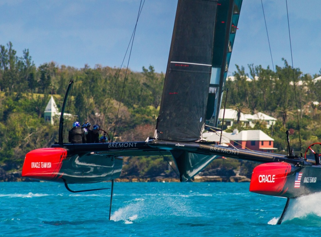 Bremont - America Cup 5